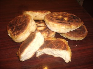 Bannock ~ Lord of the Rings